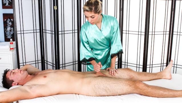 Порно на русском массажисты врачи