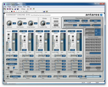 Antares Harmony Engine Evo Standalone+Plugin 3.0.2.2 32B
