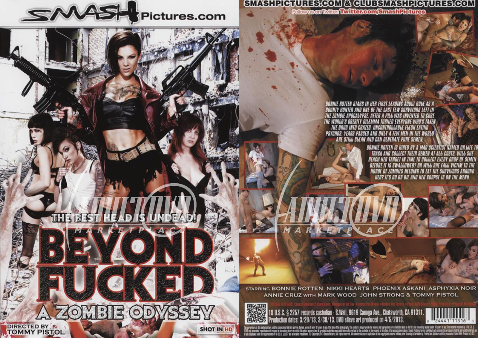 Zombie porn movie sexy daughters