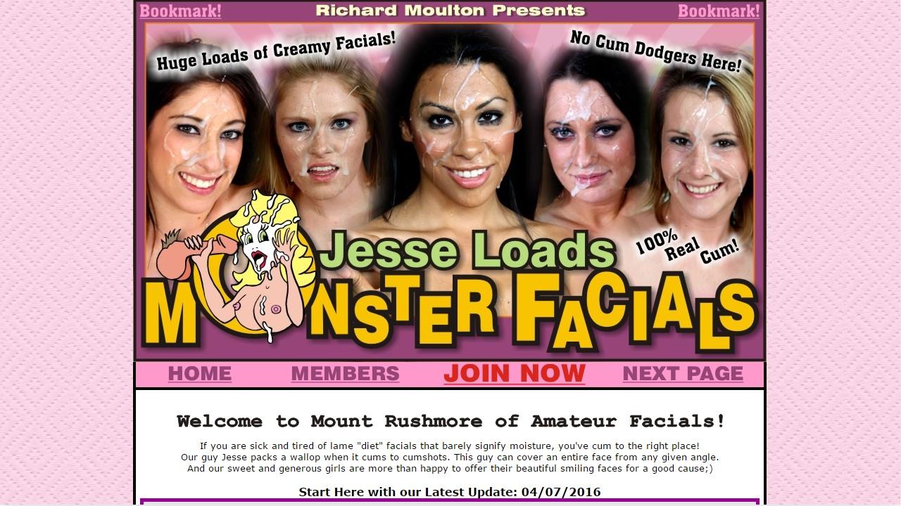 JesseLoadsMonsterFacials.com – Bonus Scenes SITERIP 2