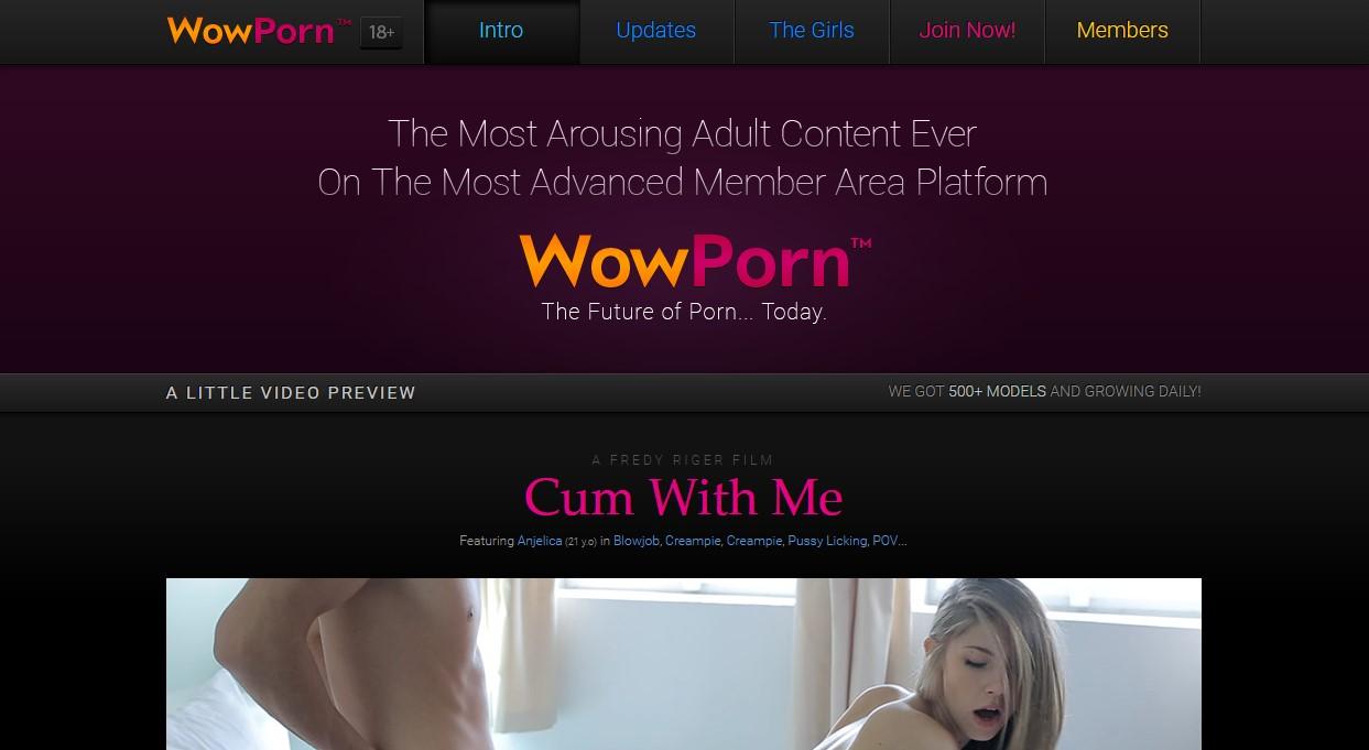 WowPorn.com - SITERIP (HD) 1