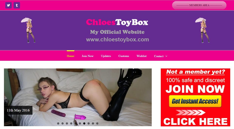 ChloesToyBox.com - SITERIP (HD) 2
