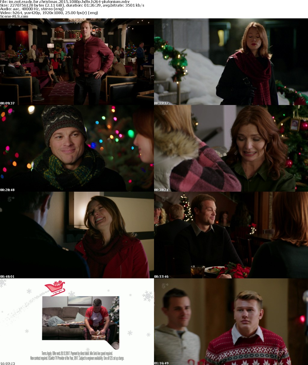 Im Not Ready For Christmas 2015 1080p HDTV h264-PLUTONiUM - Scene ...