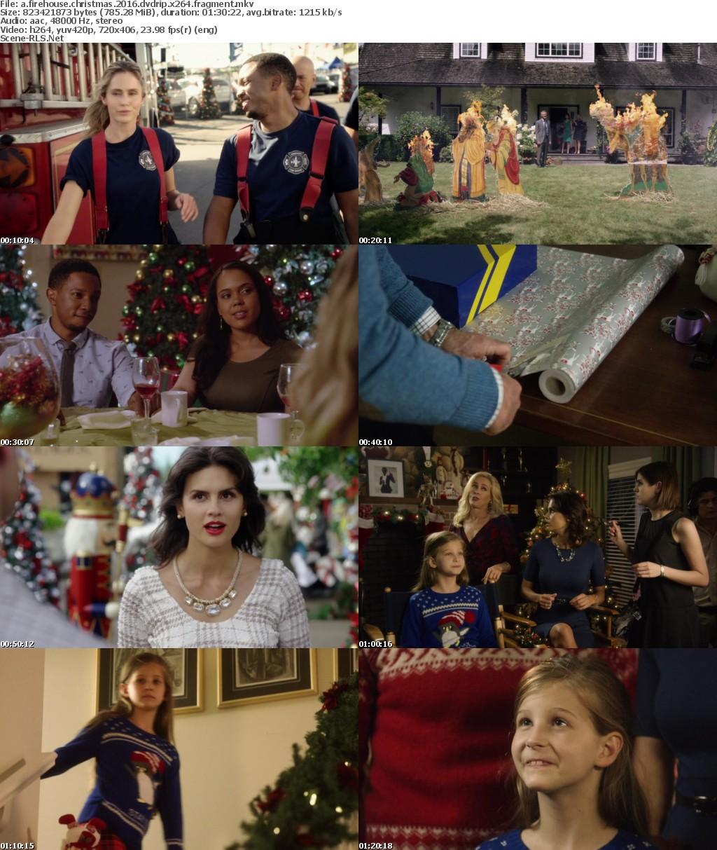 A Firehouse Christmas.A Firehouse Christmas 2016 Dvdrip X264 Fragment Scene Release