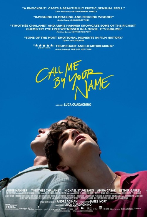 Call Me By Your Name 2017 DVDScr XVID AC3 HQ
