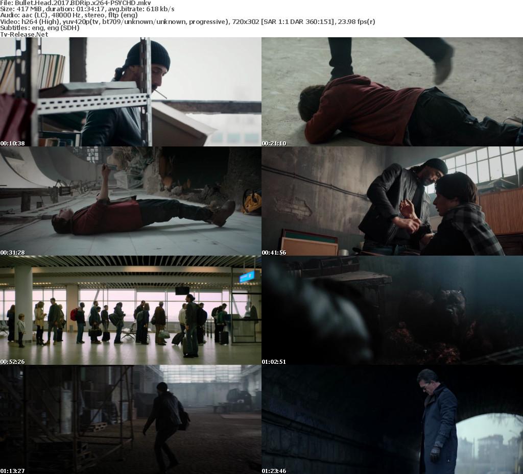 Bullet head filmaffinity