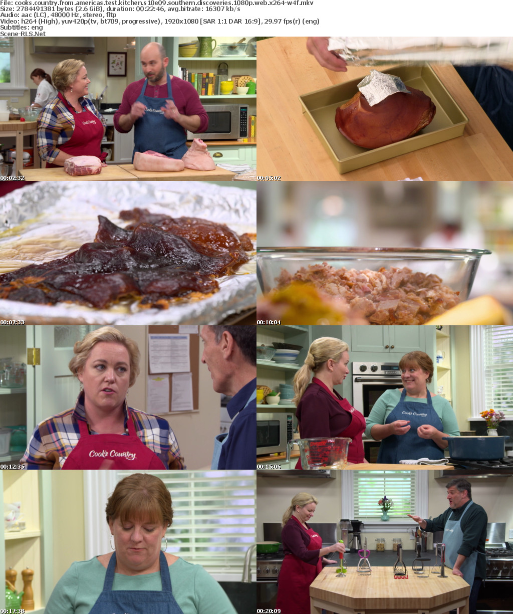 Cooks Country From Americas Test Kitchen S10e09 Southern