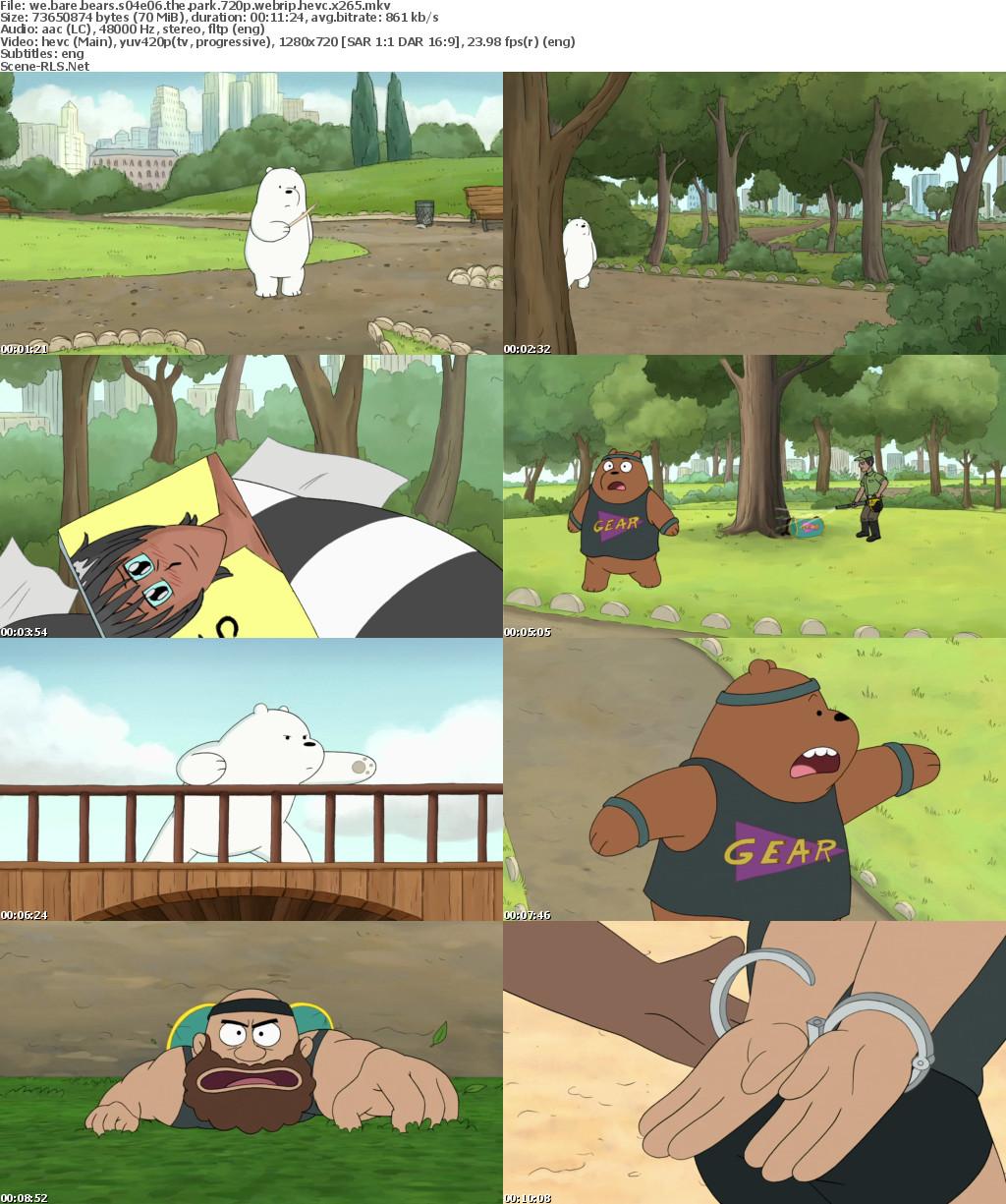 bears - Scene Release
