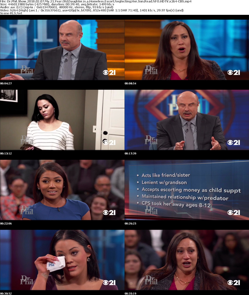 Dr Phil Show 2018 02 07 My 21 Year Old Daughter is a
