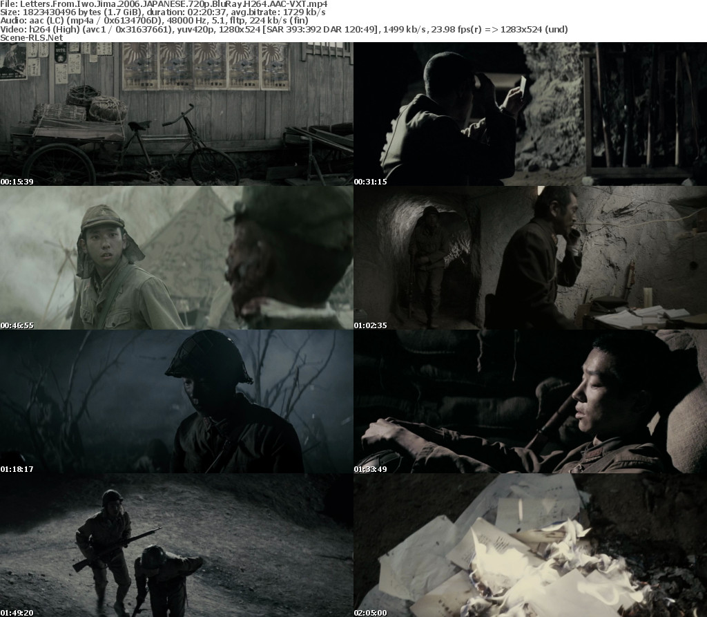 letters from iwo jima download 480p