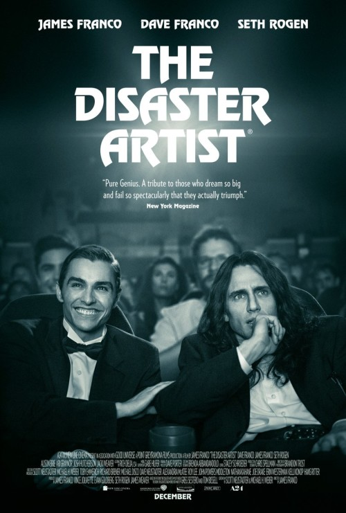 The Disaster Artist 2017 1080p BluRay x264 TrueHD 7 1-FGT