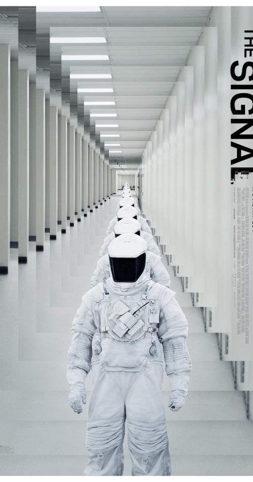The Signal (2014) – BluRay 720p 700MB {English}