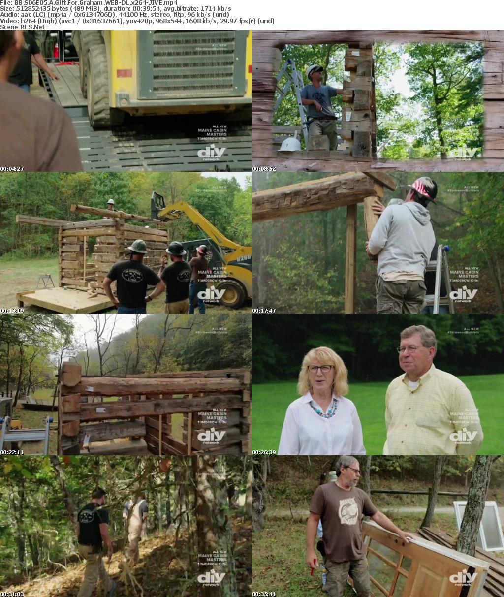 Barnwood Builders S06E05 A Gift For Graham WEB-DL x264 ...