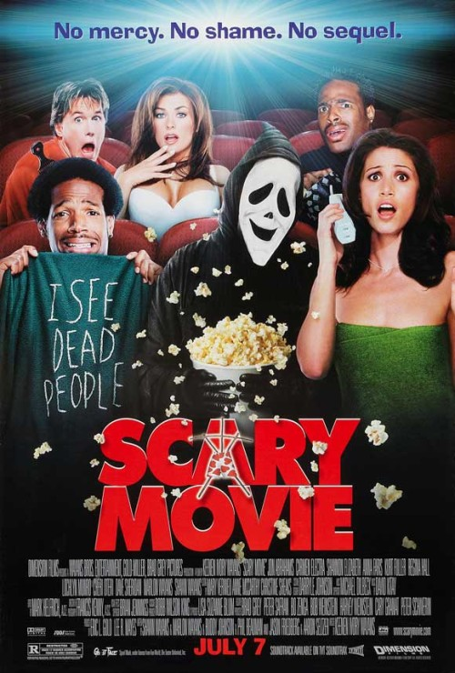 Mystery scary movie posters