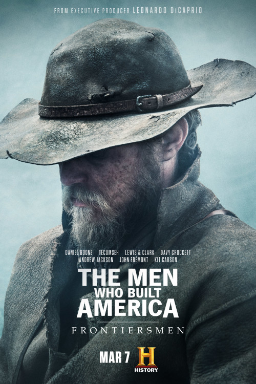 """men who built america The men who built america: frontiersmen 1,614 likes 182 talking about this """"the men who built america: frontiersmen"""" spans a formative period of."""