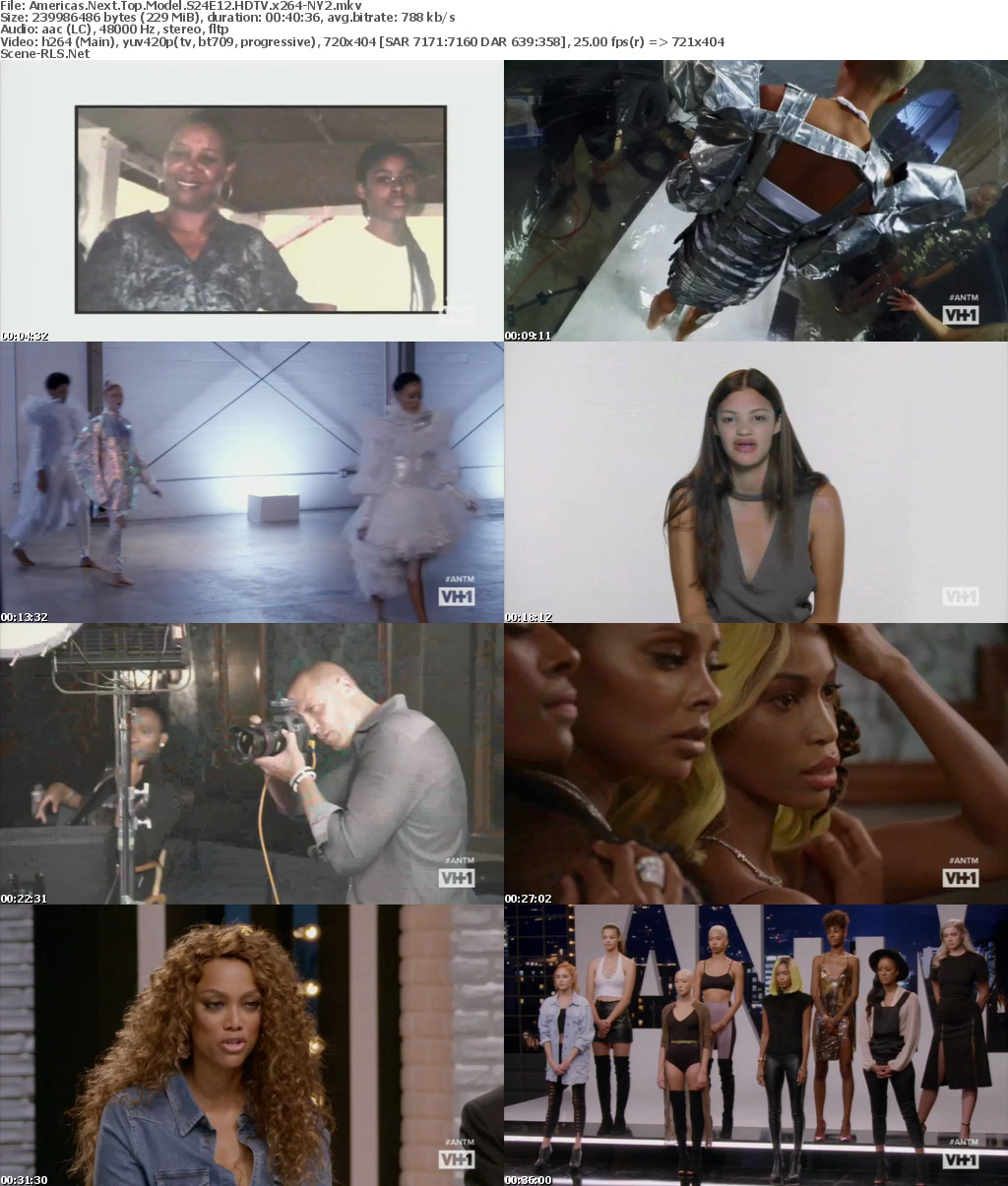 Americas Next Top Model S24E12 HDTV X264-NY2