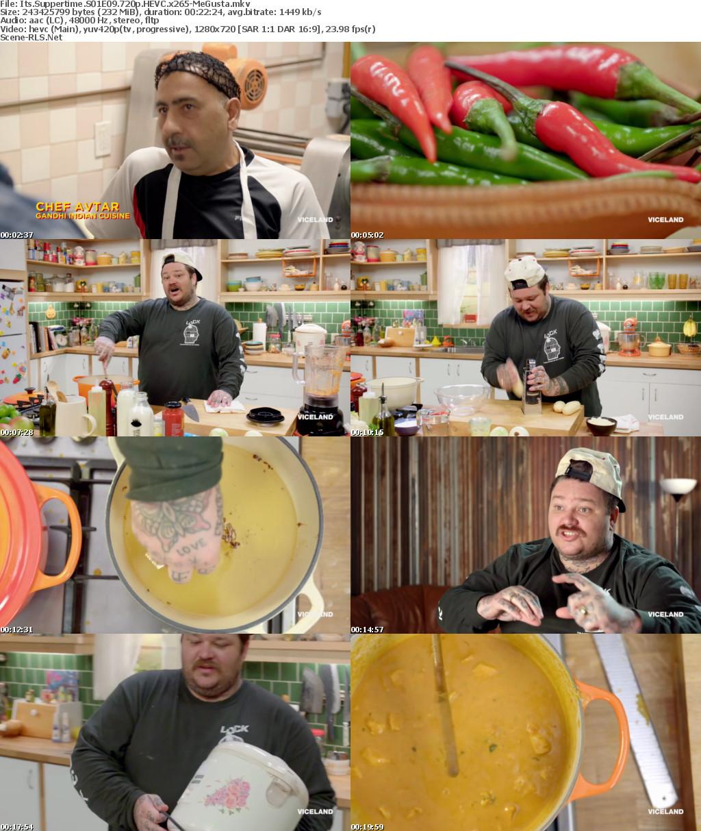 Its Suppertime S01E09 HDTV x264-YesTV - Scene Release