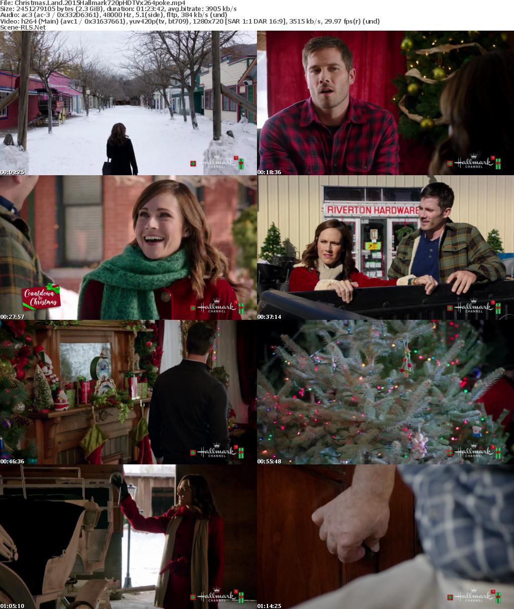 links screenshot imdb subtitle christmas land 2015 hallmark