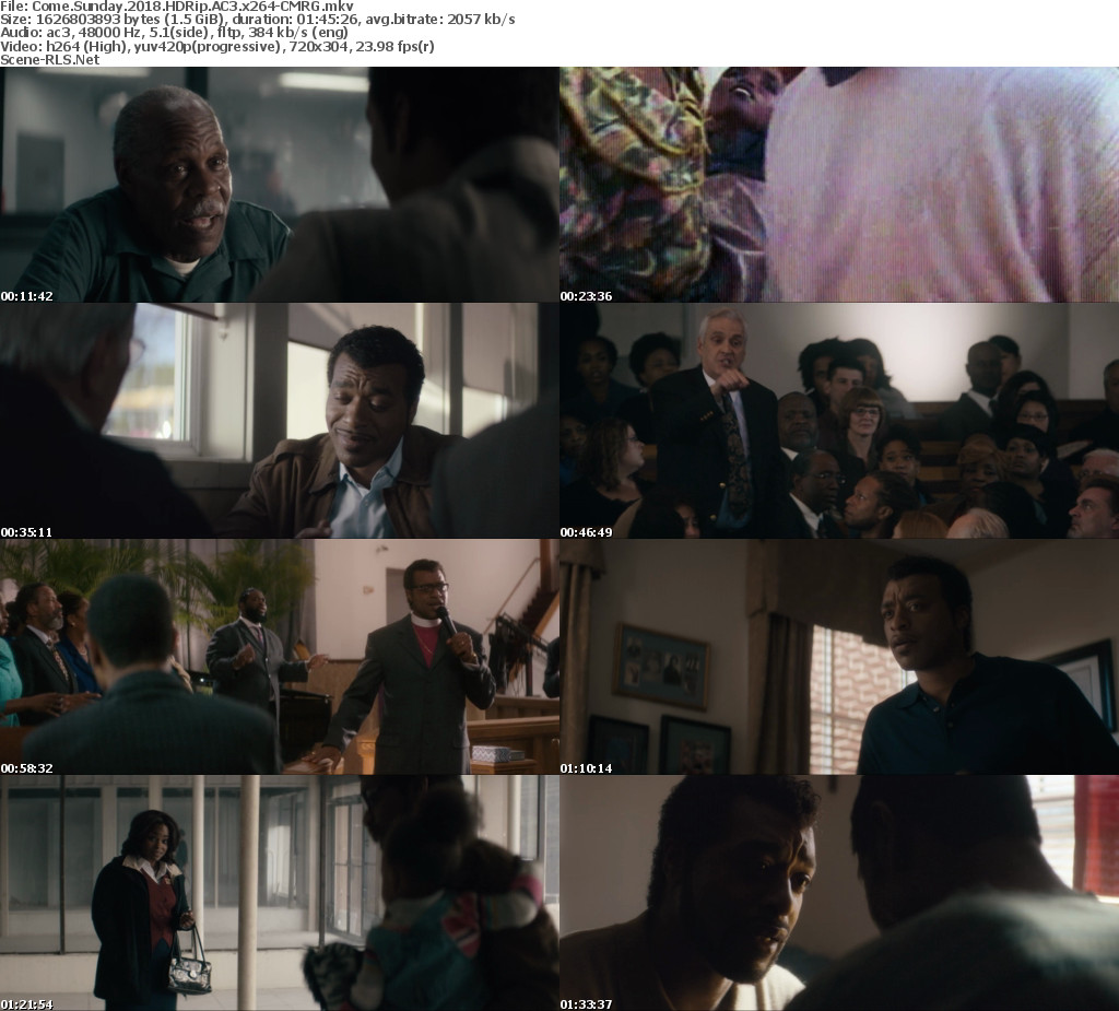 Come Sunday 2018 Full Movie Direct Download