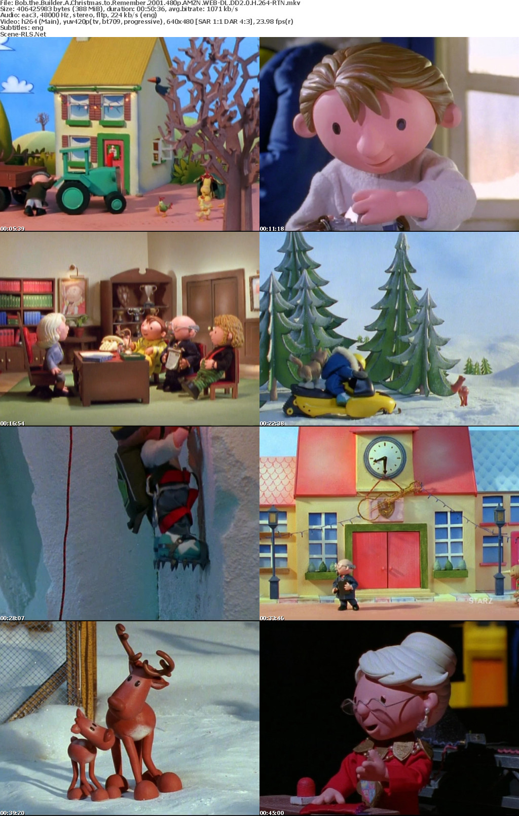 links screenshot imdb subtitle bob the builder a christmas to remember - Bob The Builder A Christmas To Remember