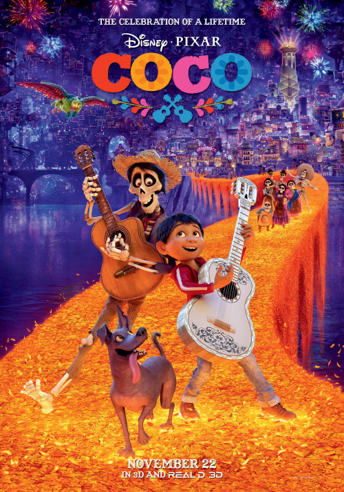 Coco (2017) – BluRay 1080p 2GB / 720p 970MB / 480p 781Mb / x265 Direct Links / English