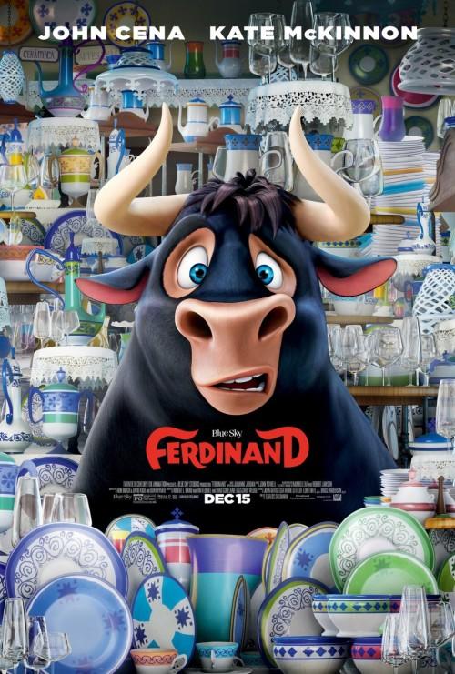 Ferdinand (2017) – BluRay 1080p 2.0GB / 720p 970mb / 480p 636MB