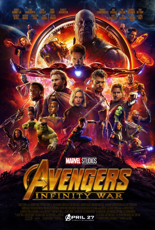 Direct Download Avengers 3: Infinity War 2018 Full Movie