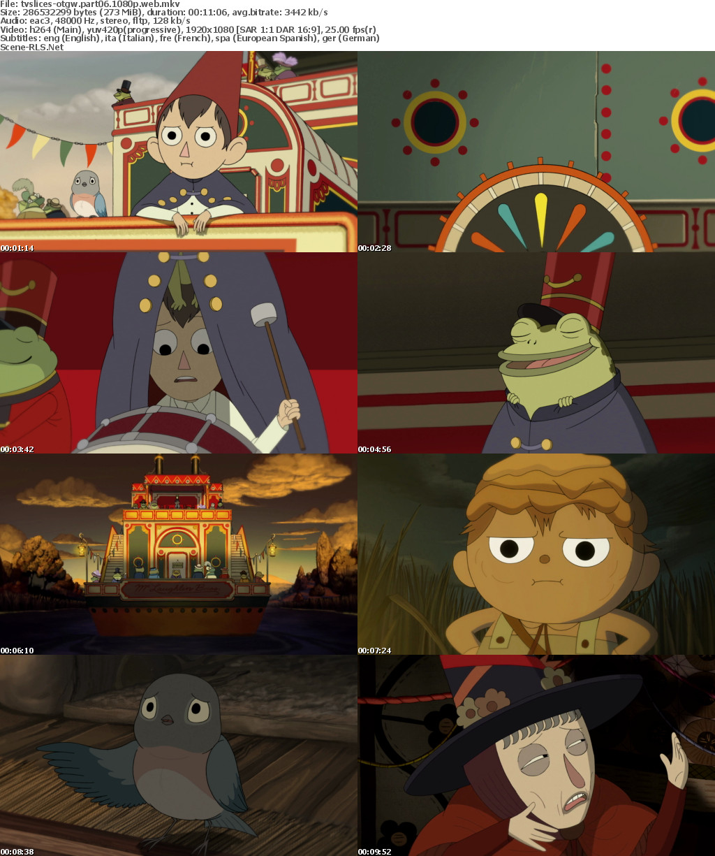 Over The Garden Wall Part06 1080p WEB x264-TVSLiCES - Scene Release