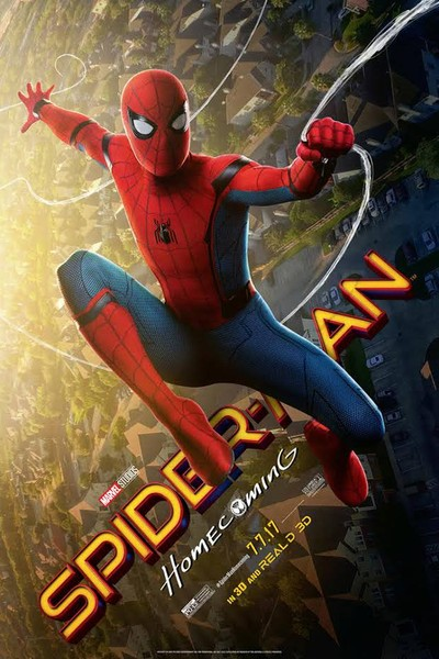 Spider-Man Homecoming 2017 1080p BluRay x264-SPARKS