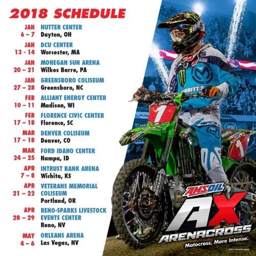 2018 AMA Arenacross Rd 11 Reno 720p HDTV x264-WRCR