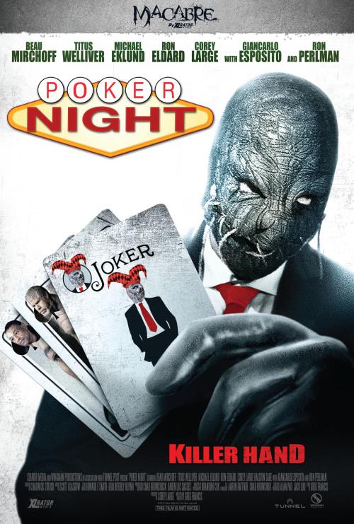 Poker Night (2014) – Bluray 720p 850MB mkv