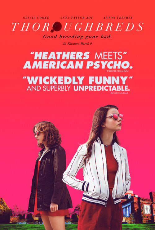 Thoroughbreds 2017 1080p BrRip 6CH x265 HEVC-PSA