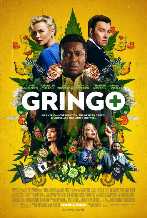 Gringo (2018) – BluRay 720p – 1080p – 480p