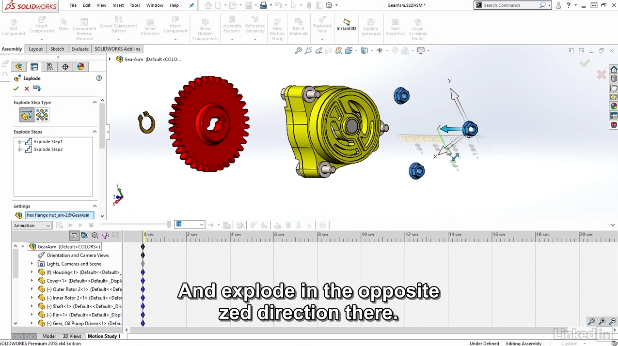 Download Lynda - SOLIDWORKS Animations Torrent
