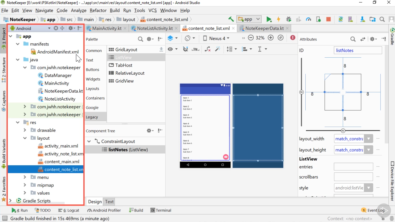 Download Pluralsight - Android Apps with Kotlin Build Your First App Torrent
