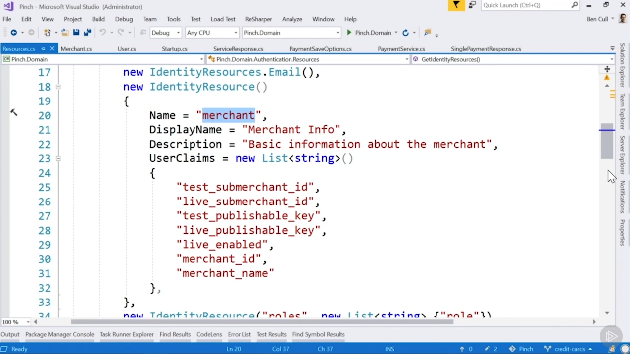 Download Pluralsight - Play by Play Creating APIs for Developers with Identity Server 4 Torrent