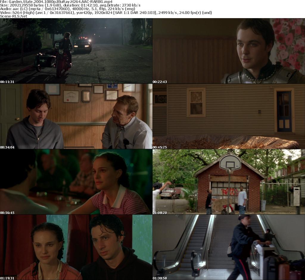 Garden State 2004 1080p BluRay H264 AAC-RARBG - Scene Release