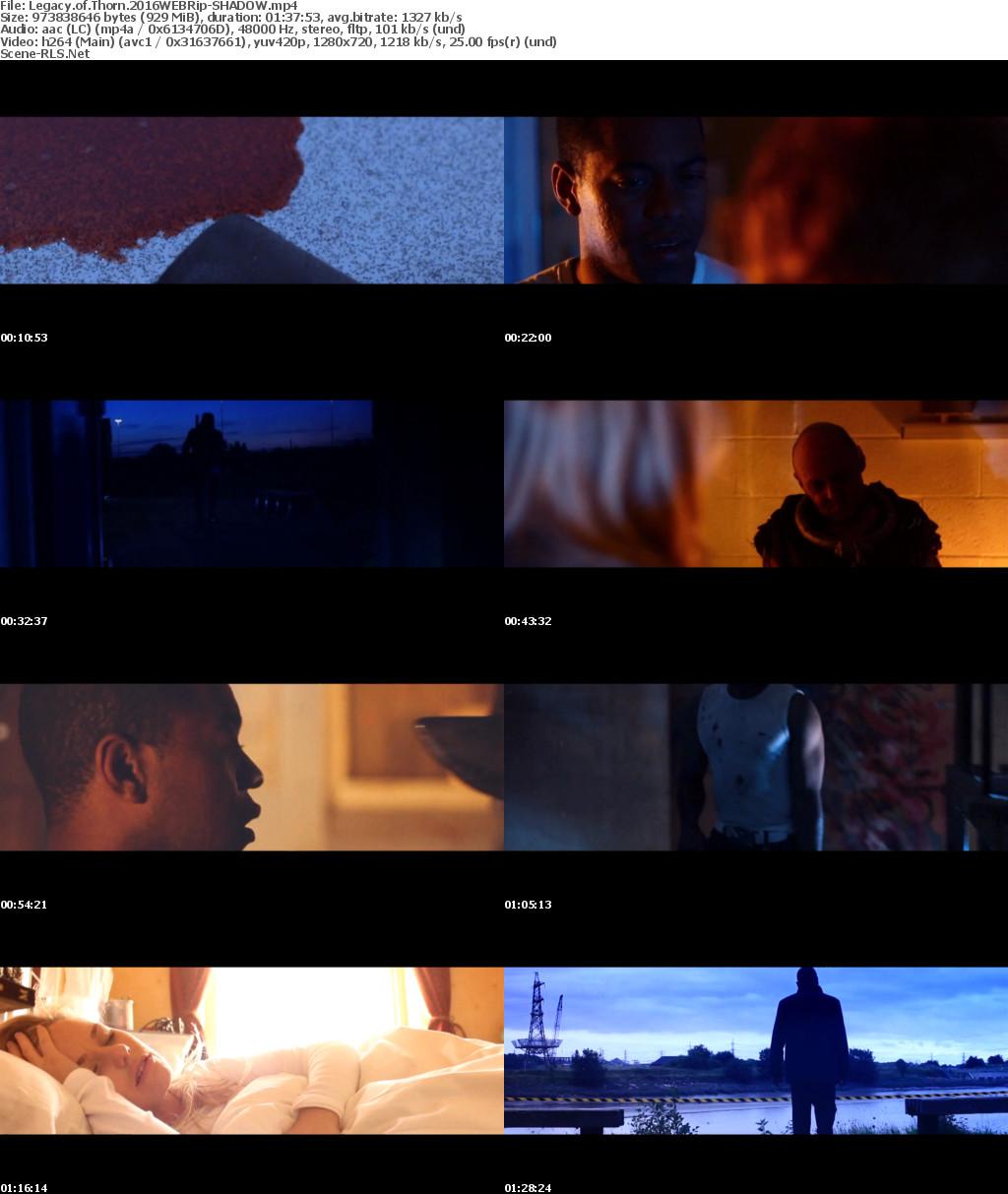 legacy of thorn 2016 webrip shadow - scene release