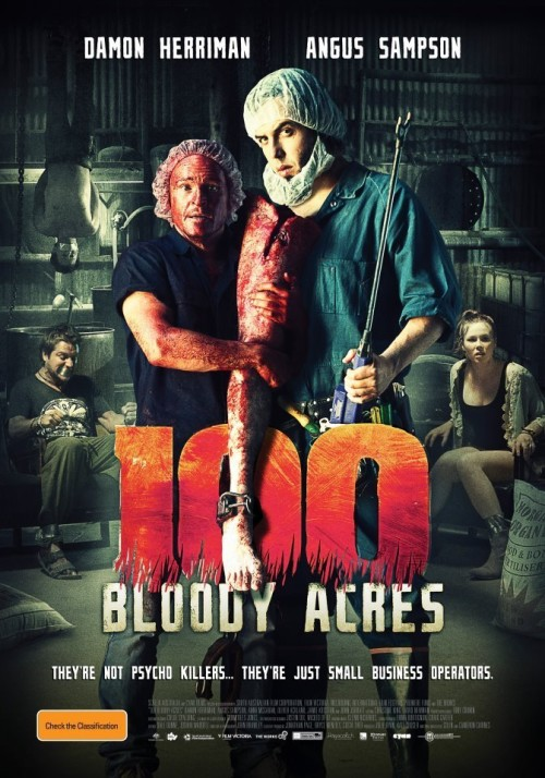 100 Bloody Acres (2012) – Bluray 720p 700MB / 480p 350MB