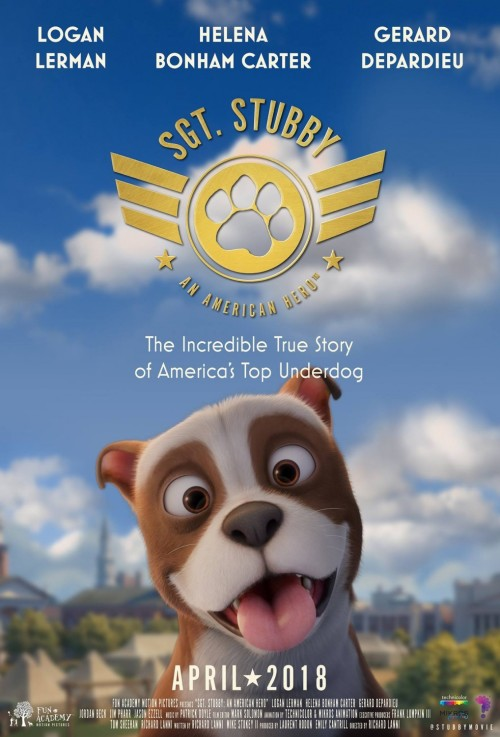 Sgt. Stubby: An American Hero (2018) – Web-dl 720p 783Mb / 480p 401MB