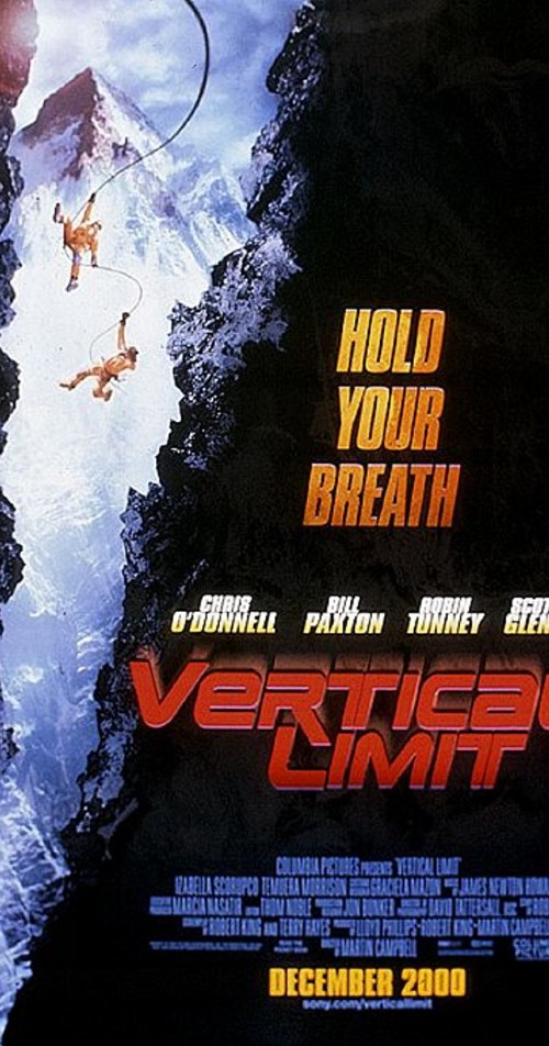 Vertical Limit (2000) – BluRay