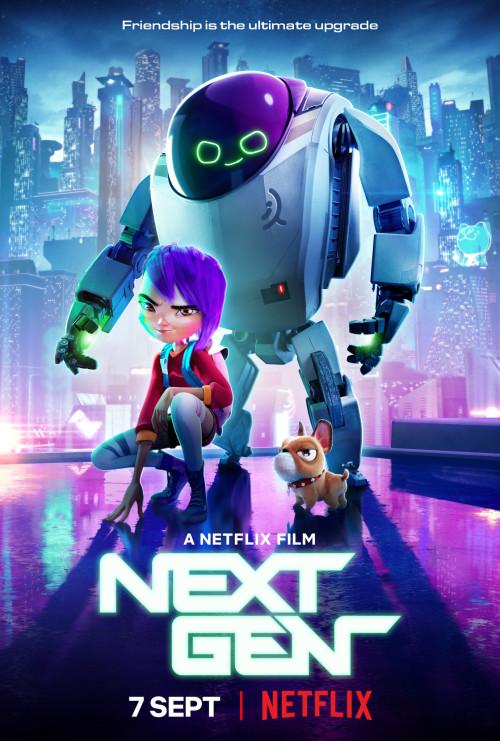 Next Gen (2018) – Web-dl 1080p 1.87Gb / 720p 982MB / 480p 502Mb