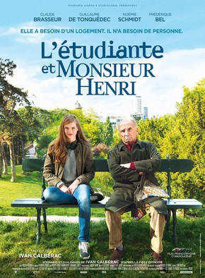 The Student and Mister Henri (2015) – Bluray 1080p 1.58GB / 720p 834Mb