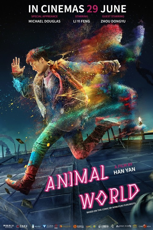 Animal World (2018) – Web-dl 1080p 2.3gb / 720p 1.18GB / 480p 621Mb