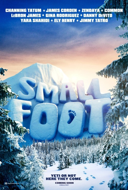 Smallfoot (2018) – 720p x264 HD-CAM 768MB Added
