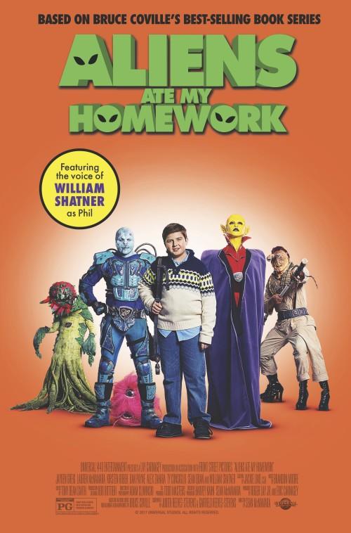 Aliens Ate My Homework (2018) – Bluray 1080p 1.6GB / 720p 839MB / 480p 382MB