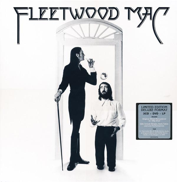 Fleetwood Mac – Fleetwood Mac [3CD Box Set, Deluxe Ed. - Limited Ed.] (2018) FLAC