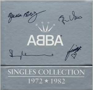 ABBA ‎- Singles Collection 1972 - 1982 [27CD Box Set, Limited Ed.] (1999 Remastered 2018) FLAC
