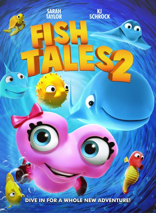Fishtales 2 (2017) – 720p 655MB / WEB-DL 480p 336MB / {English}