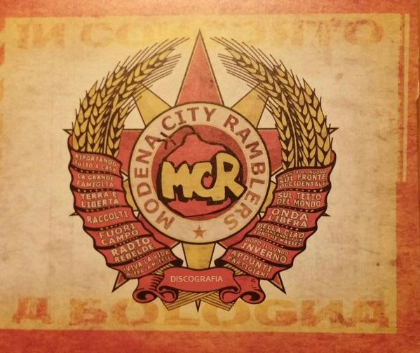 Modena City Ramblers – Discografia / Discography [27Albums] (1993-2017) .Mp3 -128/320Kbps